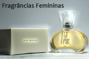 Perfumes Importados For Hours Femininos
