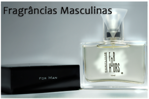 Perfumes Importados For Hours Masculinos