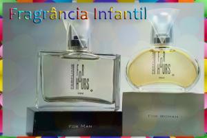 Perfume Importado For Hours Infantil